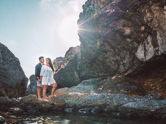 Il matrimonio di Maria e Aniello a Capaccio Paestum, Salerno 22