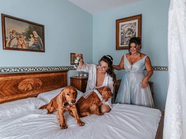 Il matrimonio di Maria e Aniello a Capaccio Paestum, Salerno 45