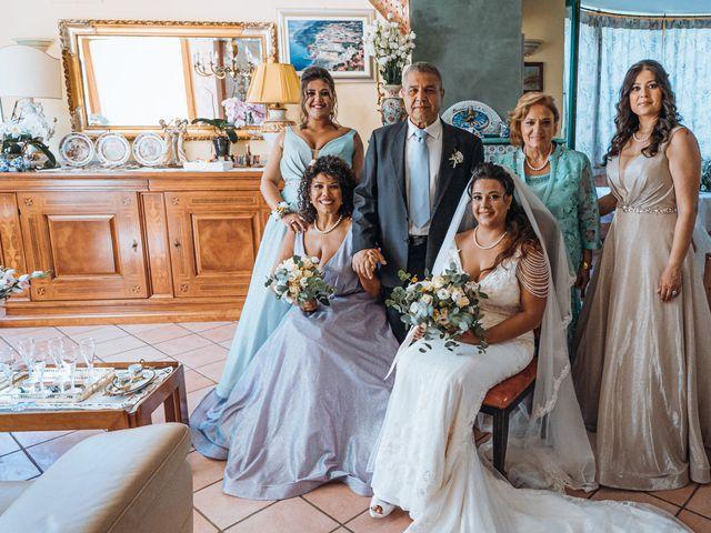 Il matrimonio di Maria e Aniello a Capaccio Paestum, Salerno 58