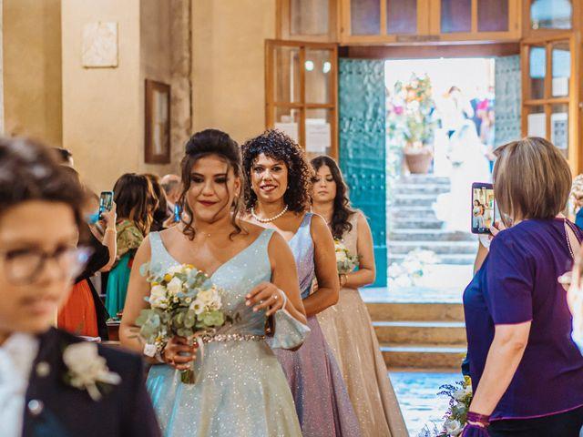 Il matrimonio di Maria e Aniello a Capaccio Paestum, Salerno 66