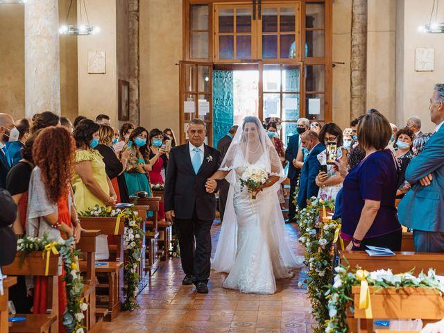 Il matrimonio di Maria e Aniello a Capaccio Paestum, Salerno 67