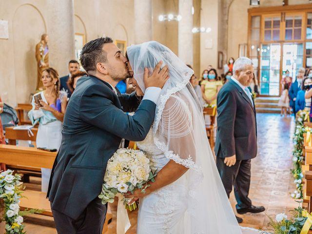Il matrimonio di Maria e Aniello a Capaccio Paestum, Salerno 68