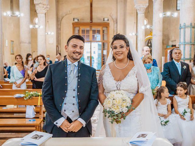 Il matrimonio di Maria e Aniello a Capaccio Paestum, Salerno 69