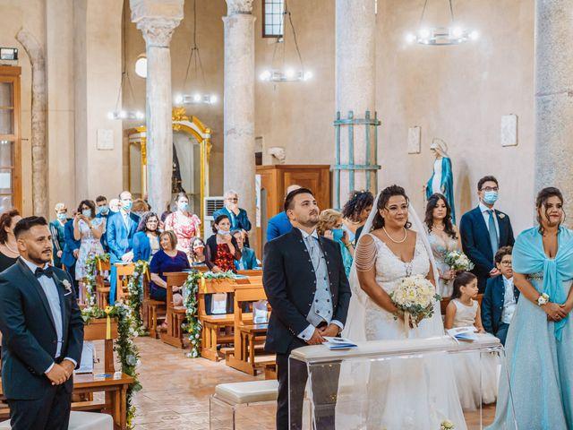 Il matrimonio di Maria e Aniello a Capaccio Paestum, Salerno 70