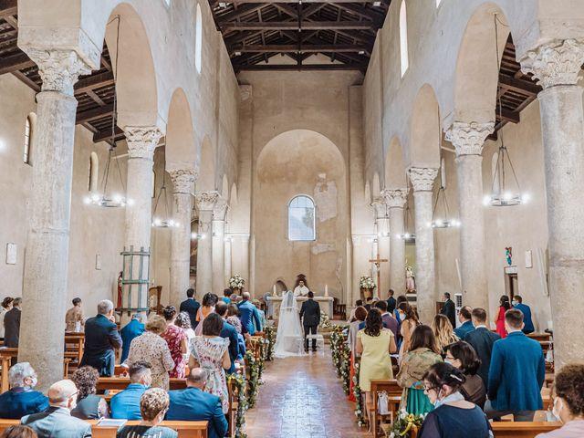 Il matrimonio di Maria e Aniello a Capaccio Paestum, Salerno 72
