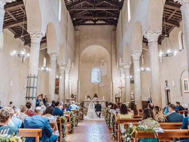Il matrimonio di Maria e Aniello a Capaccio Paestum, Salerno 73