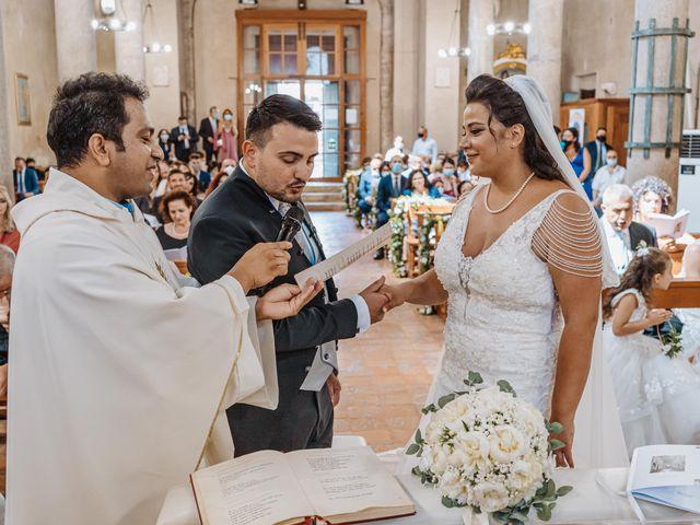 Il matrimonio di Maria e Aniello a Capaccio Paestum, Salerno 76