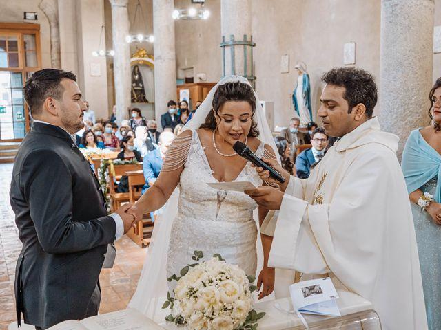 Il matrimonio di Maria e Aniello a Capaccio Paestum, Salerno 77