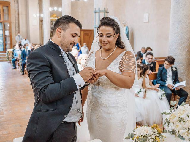 Il matrimonio di Maria e Aniello a Capaccio Paestum, Salerno 78
