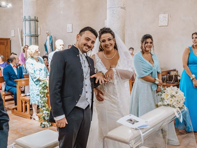 Il matrimonio di Maria e Aniello a Capaccio Paestum, Salerno 80