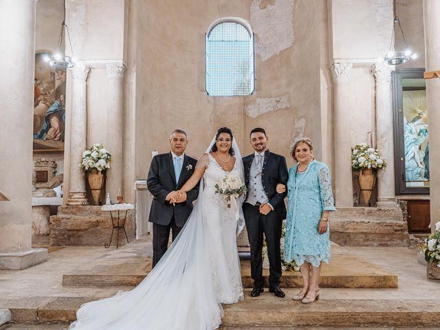 Il matrimonio di Maria e Aniello a Capaccio Paestum, Salerno 82