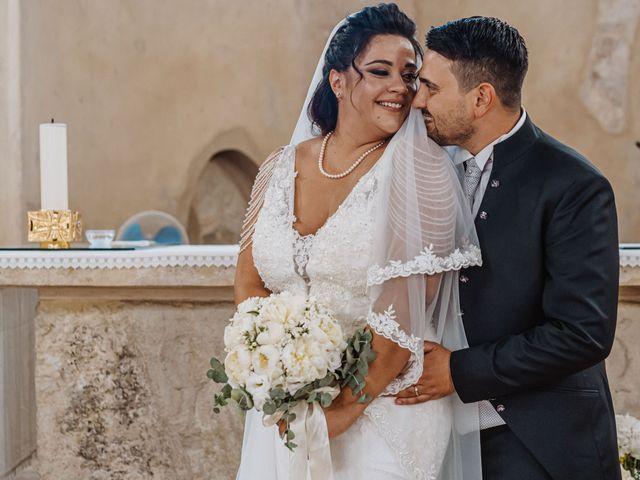 Il matrimonio di Maria e Aniello a Capaccio Paestum, Salerno 84