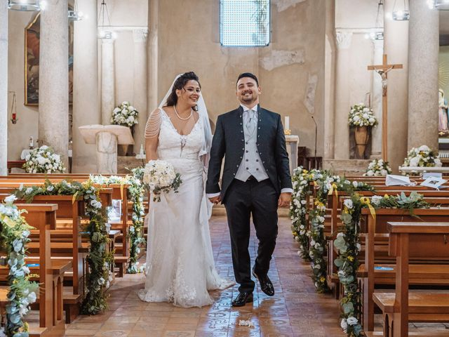 Il matrimonio di Maria e Aniello a Capaccio Paestum, Salerno 85