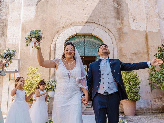 Il matrimonio di Maria e Aniello a Capaccio Paestum, Salerno 86