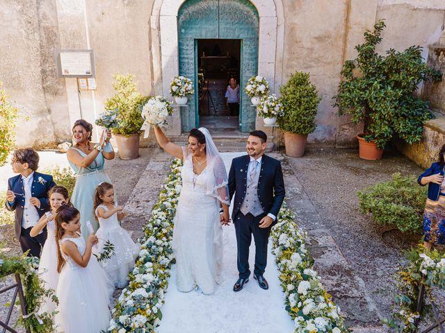 Il matrimonio di Maria e Aniello a Capaccio Paestum, Salerno 87