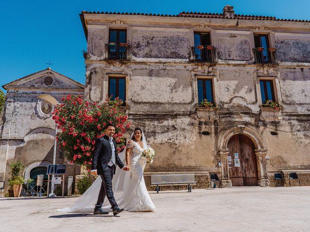 Il matrimonio di Maria e Aniello a Capaccio Paestum, Salerno 89