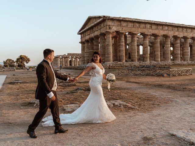 Il matrimonio di Maria e Aniello a Capaccio Paestum, Salerno 104