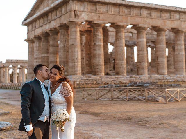Il matrimonio di Maria e Aniello a Capaccio Paestum, Salerno 105