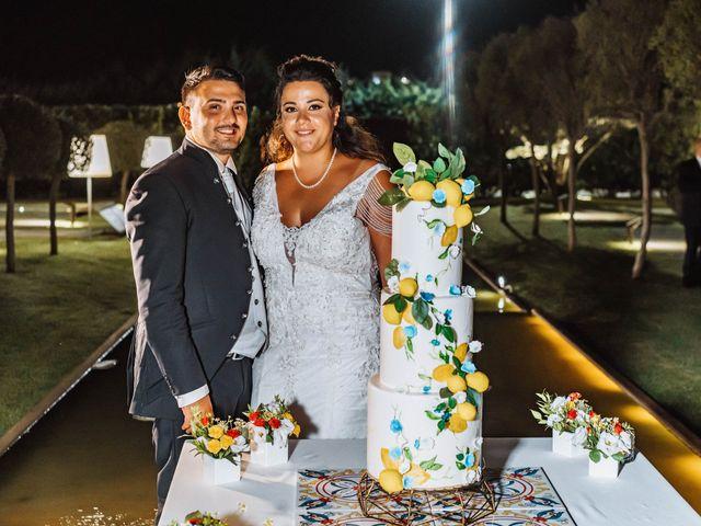 Il matrimonio di Maria e Aniello a Capaccio Paestum, Salerno 122