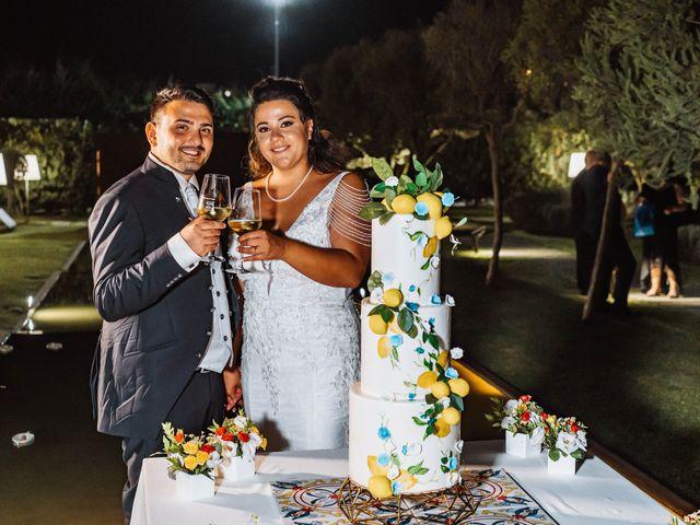 Il matrimonio di Maria e Aniello a Capaccio Paestum, Salerno 124