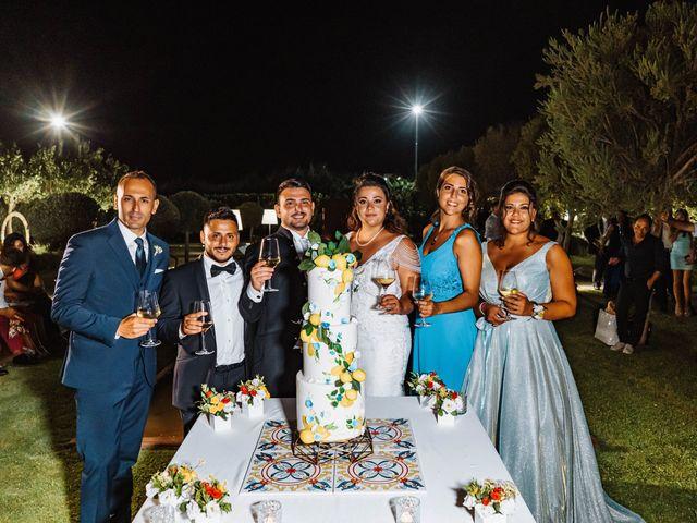 Il matrimonio di Maria e Aniello a Capaccio Paestum, Salerno 125