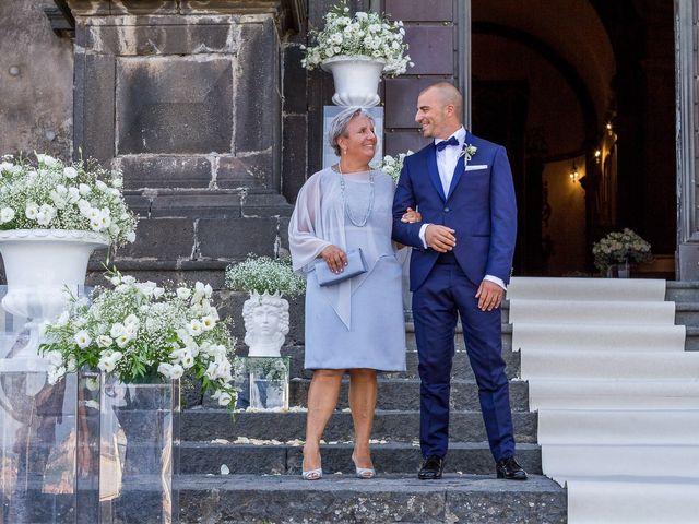 Il matrimonio di Michele e Arianna a Trecastagni, Catania 4