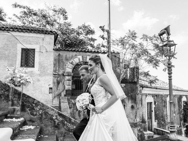 Il matrimonio di Michele e Arianna a Trecastagni, Catania 6