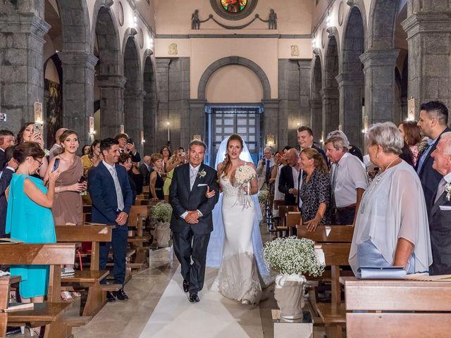 Il matrimonio di Michele e Arianna a Trecastagni, Catania 8