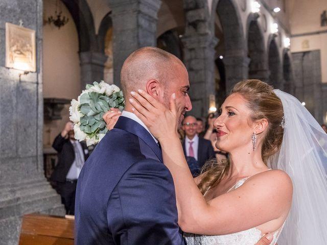 Il matrimonio di Michele e Arianna a Trecastagni, Catania 9