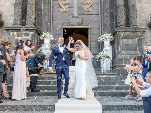 Il matrimonio di Michele e Arianna a Trecastagni, Catania 21