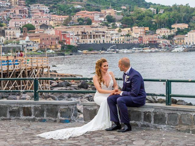 Il matrimonio di Michele e Arianna a Trecastagni, Catania 27