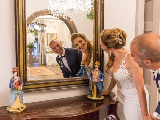 Il matrimonio di Michele e Arianna a Trecastagni, Catania 32