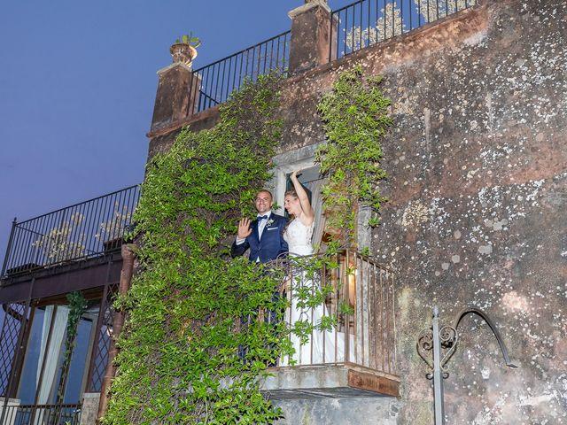 Il matrimonio di Michele e Arianna a Trecastagni, Catania 34
