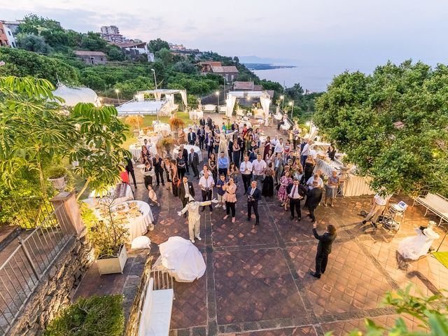 Il matrimonio di Michele e Arianna a Trecastagni, Catania 36