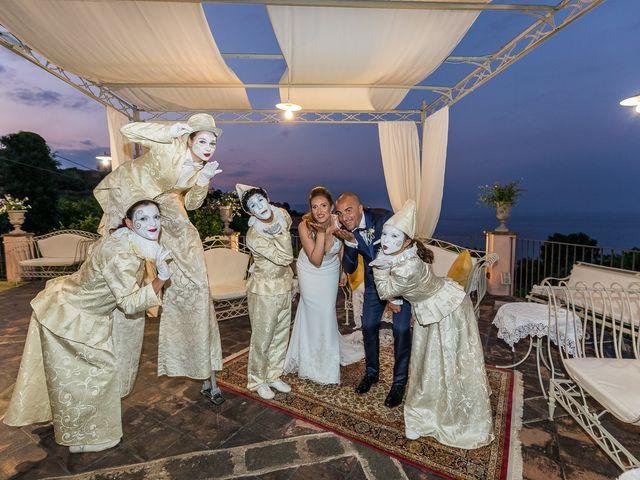 Il matrimonio di Michele e Arianna a Trecastagni, Catania 37