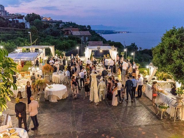 Il matrimonio di Michele e Arianna a Trecastagni, Catania 38