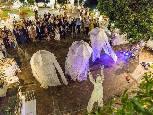 Il matrimonio di Michele e Arianna a Trecastagni, Catania 40