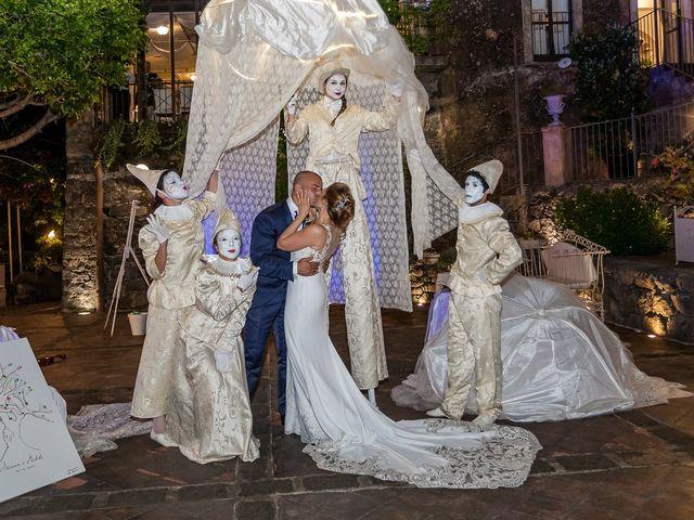Il matrimonio di Michele e Arianna a Trecastagni, Catania 41