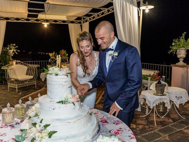 Il matrimonio di Michele e Arianna a Trecastagni, Catania 45