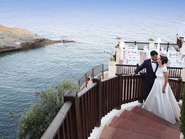 Le nozze di Fabiana e Ciro