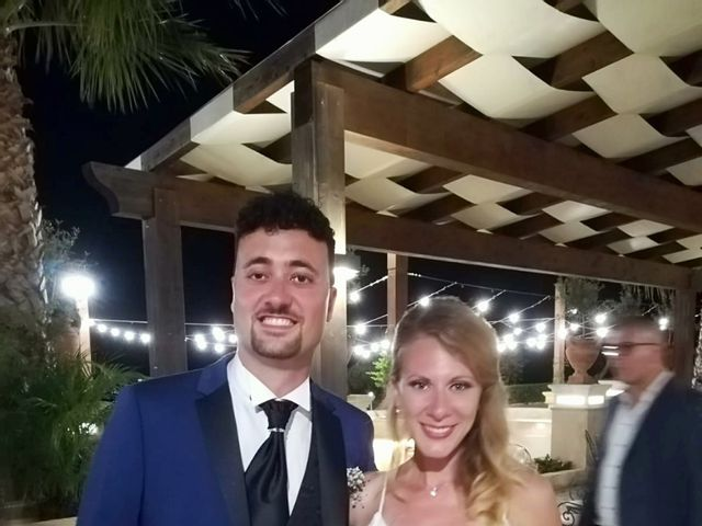 Il matrimonio di Alessandro  e Valeria  a Custonaci, Trapani 1