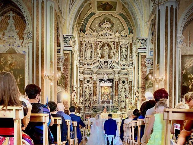 Il matrimonio di Alessandro  e Valeria  a Custonaci, Trapani 3