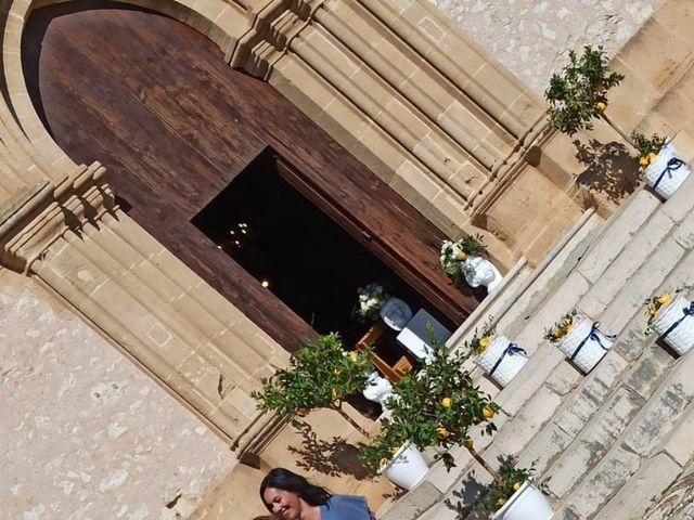 Il matrimonio di Alessandro  e Valeria  a Custonaci, Trapani 9