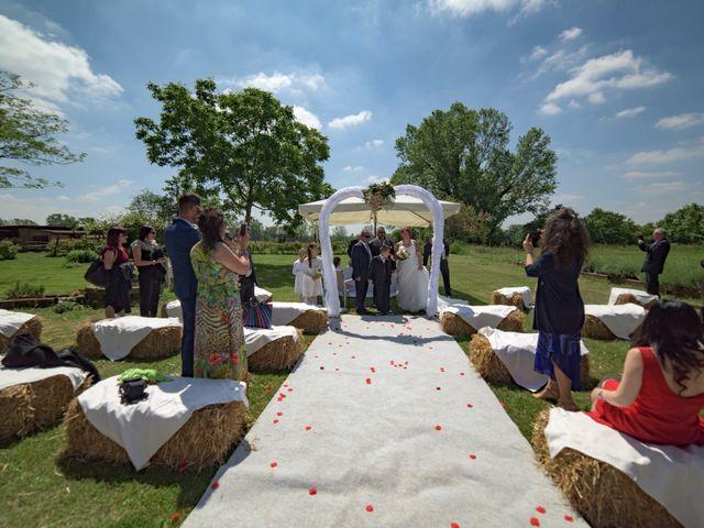 Il matrimonio di Gianluca e Sabrina a Ozzero, Milano 3