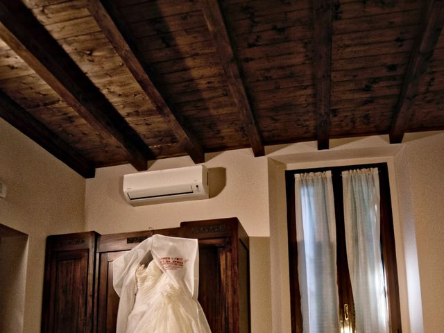 Il matrimonio di Gianluca e Sabrina a Ozzero, Milano 8