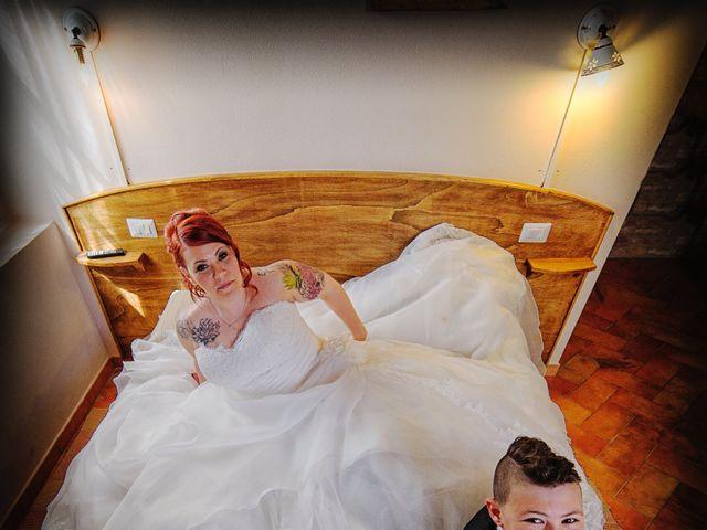 Il matrimonio di Gianluca e Sabrina a Ozzero, Milano 12