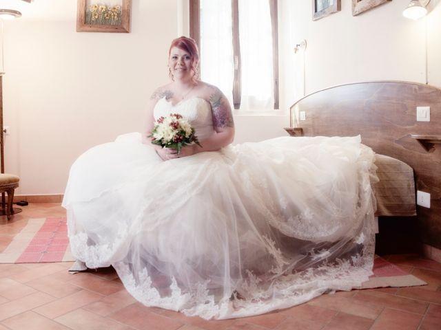Il matrimonio di Gianluca e Sabrina a Ozzero, Milano 14