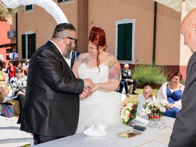 Il matrimonio di Gianluca e Sabrina a Ozzero, Milano 18