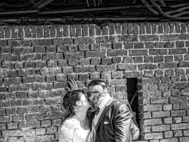 Il matrimonio di Gianluca e Sabrina a Ozzero, Milano 19