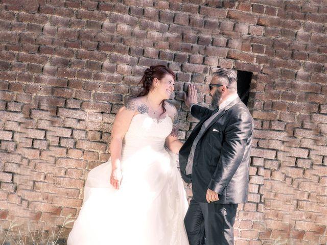 Il matrimonio di Gianluca e Sabrina a Ozzero, Milano 21
